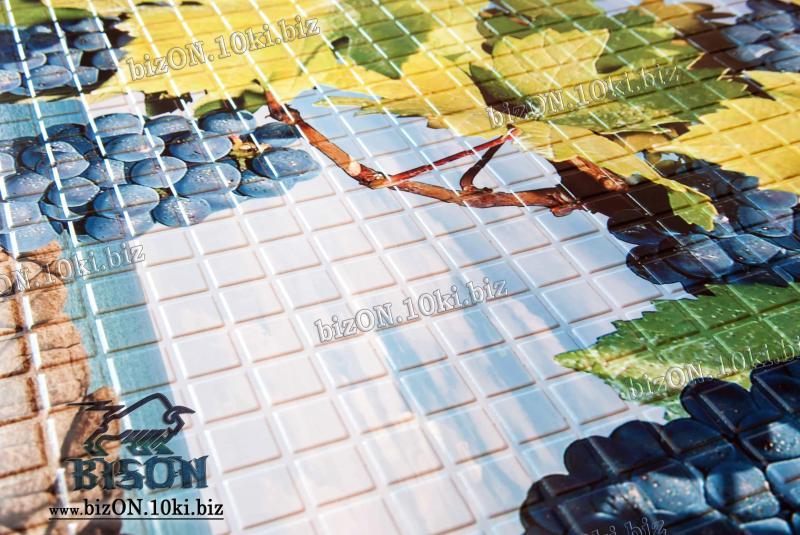 Фото Листовые панели ПВХ Панно «МЕРЛО» (3 листа в комплекте)   Листовые панели ПВХ