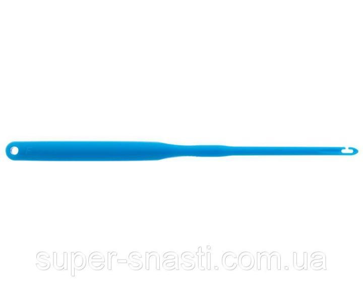Экстрактор для крючка пластиковый синий