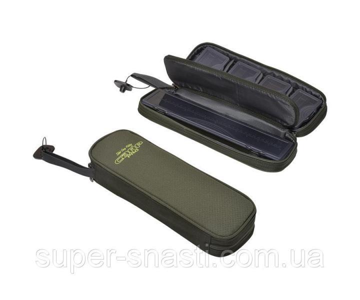 Сумка Сarp Pro карповая + 1 поводочница + 4 кор. для крючков