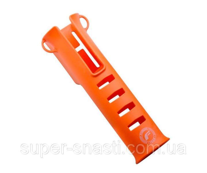 Держатель удилища поясной Flagman plastic cap rods orange