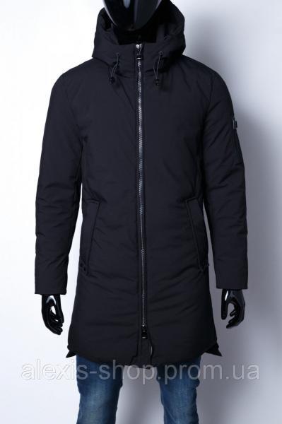 Куртка мужская зимняя FR 15491 черная