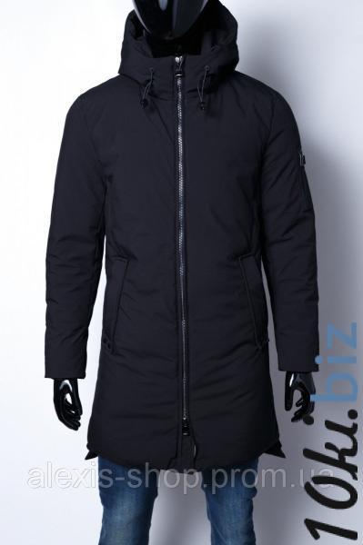 Куртка мужская зимняя FR 15491 черная Куртки мужские в ТРЦ Космополит в Киеве