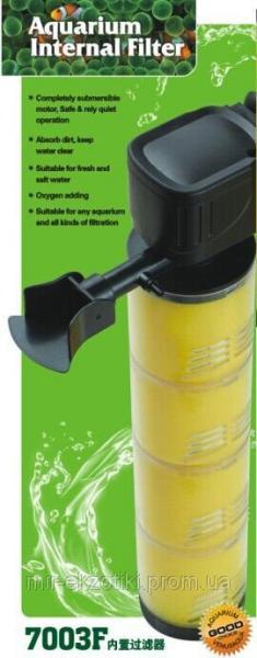 Фильтр внутренний Venusaqua  7002F для акварииумов 150-250л