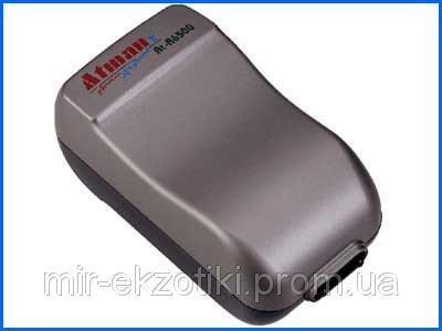 Компрессор Atman AT-8500, ViaAqua VA-8500, двухканальный.
