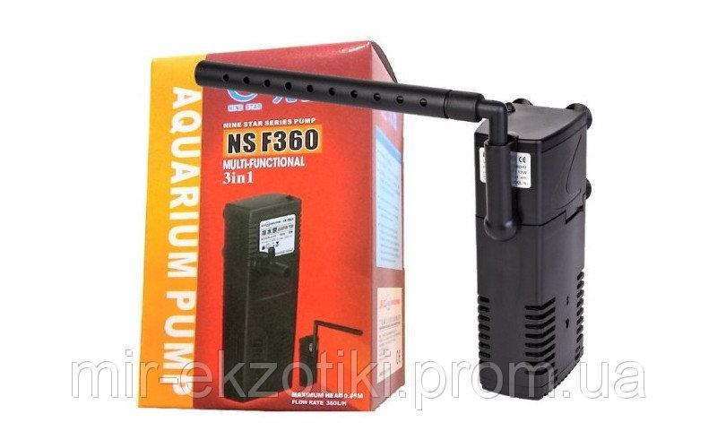 Фильтр Minjiang NS-F360 до 60 литров