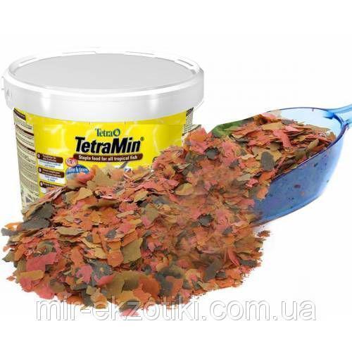 Tetra Min Flakes корм для аквариумных рыб всех видов 40гр( на развес)