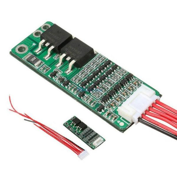 Зарядное на 5 аккумуляторов 18650 15А