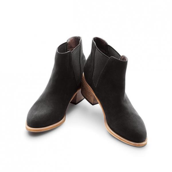 Фото мода и стиль, обувь Женские полусапоги
