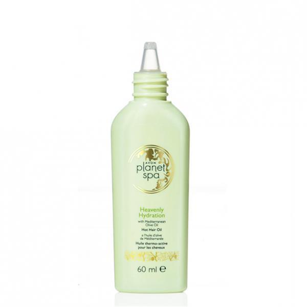 Фото для лица, planet spa Лосьон для волос с маслом оливы «Райское увлажнение», 60 мл