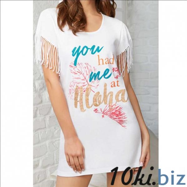 Женская ночная рубашка Пеньюары, сорочки, ночные рубашки в ТЦ «Шок» (Харьков)