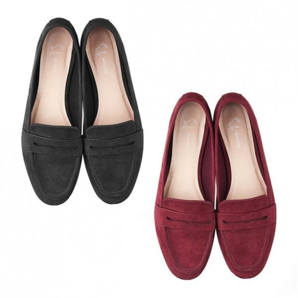 Женские туфли (лоферы)