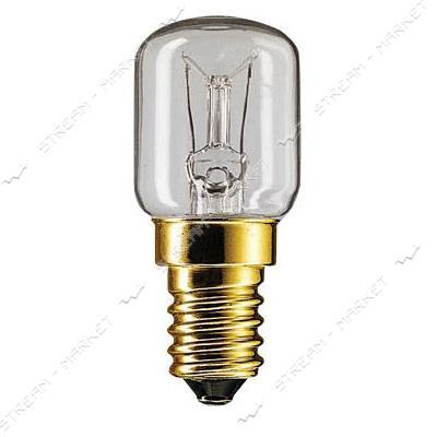 Philips 10019067 Лампа накаливания T25 230В 40Вт E14 для вытяжки