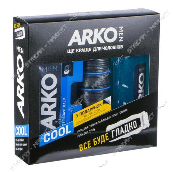Подарочный набор Аrko мужской Сool 2