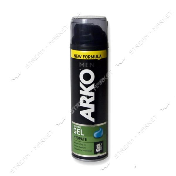 ARKO Гель для бритья Hydrate 200мл