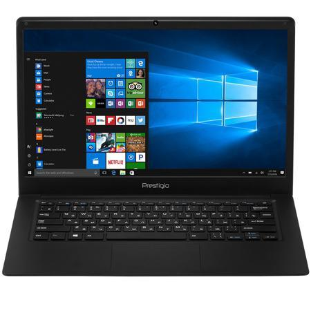 "Ноутбук Prestigio Smartbook 141C01 Intel Z8350 / 2Gb / 32Gb SSD / 14.1"" / Win10 Black"