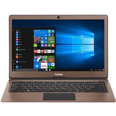 "Ноутбук Prestigio Smartbook 133S01 Intel N3350 / 3Gb / 32Gb SSD / 13.3"" / Windows 10 Pro / Dark Brown"