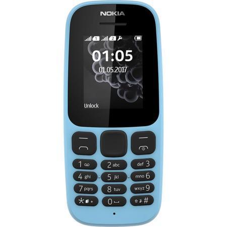 Мобильный телефон Nokia 105 (2017) Blue