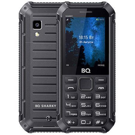 Мобильный телефон BQ Mobile BQ-2434 Sharky Black