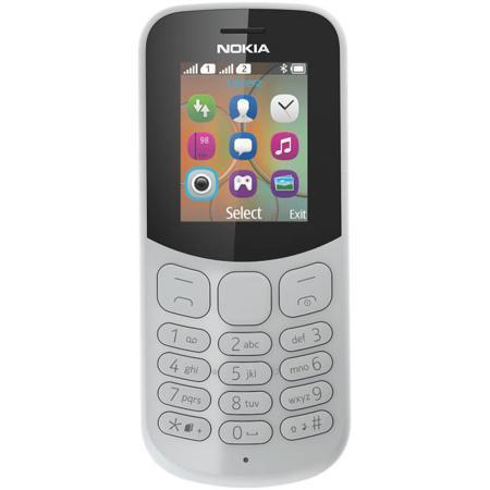 Мобильный телефон Nokia 130 Dual Sim (2017) Grey