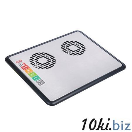"""Подставка охлажд. STM Laptop Cooling IP8 для ноутбука до 15,6"""" Black Подставки для ноутбуков в Москве"""