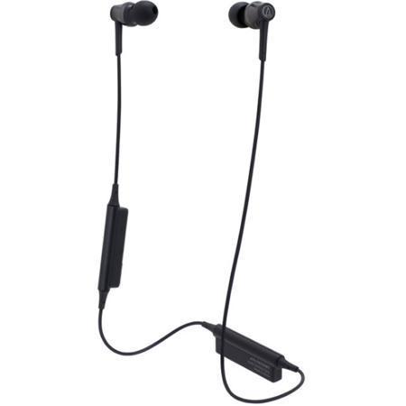 Bluetooth гарнитура Audio-Technica ATH-CKR35BT Black