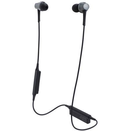 Bluetooth гарнитура Audio-Technica ATH-CKR75BT Black