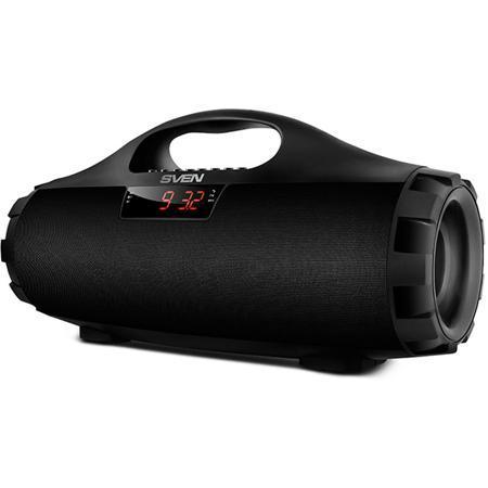 Портативная bluetooth-колонка Sven PS-460, черная
