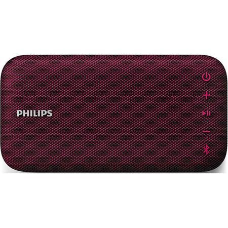 Портативная bluetooth-колонка Philips BT39000 Red
