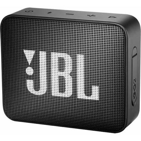 Портативная bluetooth-колонка JBL Go 2 Black