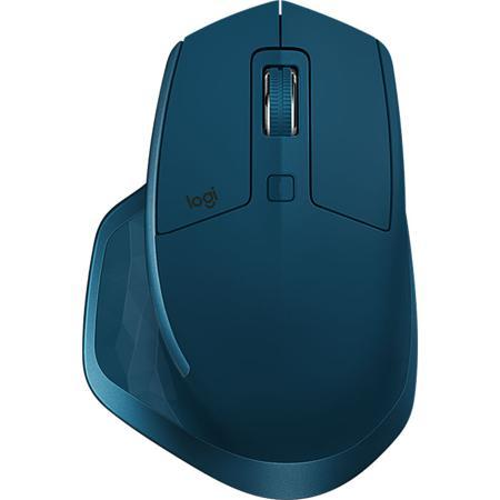 Мышь Logitech MX Master 2S Mouse Midnight Teal USB