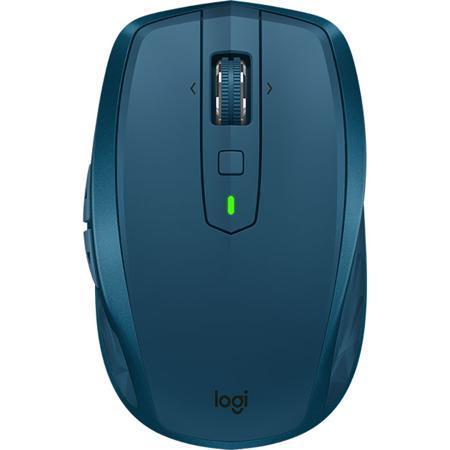 Мышь Logitech MX Anywhere 2S Mouse Midnight Teal USB