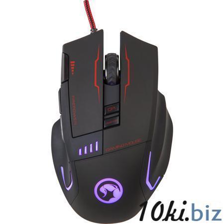 Мышь Marvo G909H BK USB Компьютерные мыши и клавиатуры в Москве