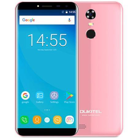 Смартфон Oukitel C8 4G Pink