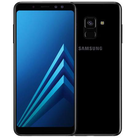 Смартфон Samsung Galaxy A8 (2018) SM-A530F / DS Black