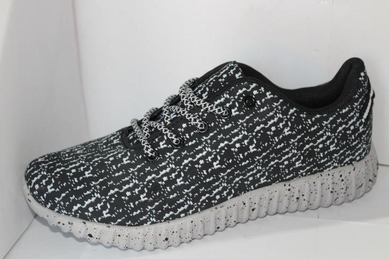 Подростковые осенние кроссовки на шнурке на шнуровке для повседневной носки белые в крапинку со вставками