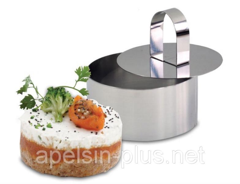 Фото Формы для гарниров, салатов и десертов Набор для формирования гарниров и салатов