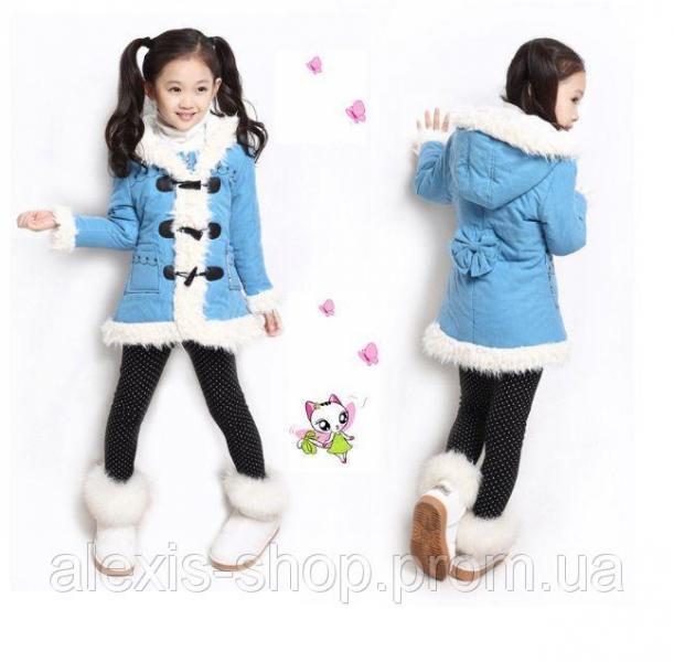 Пальто для девочек демисезонное 9208