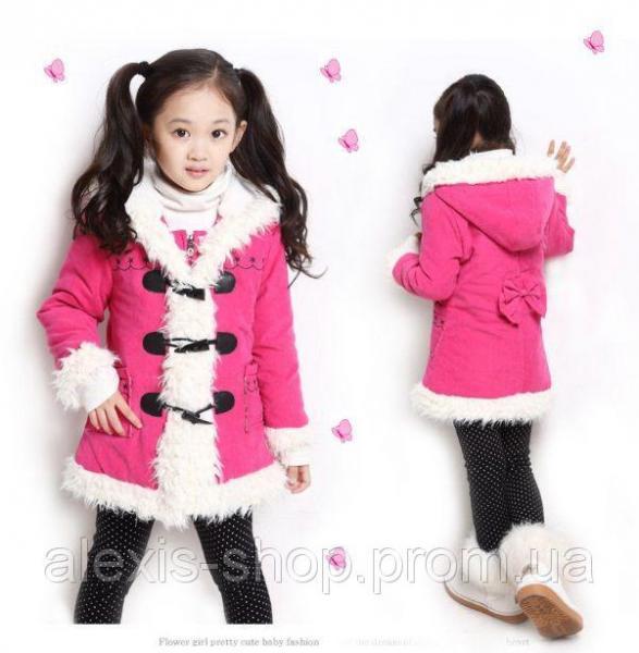 Пальто для девочек демисезонное 9209