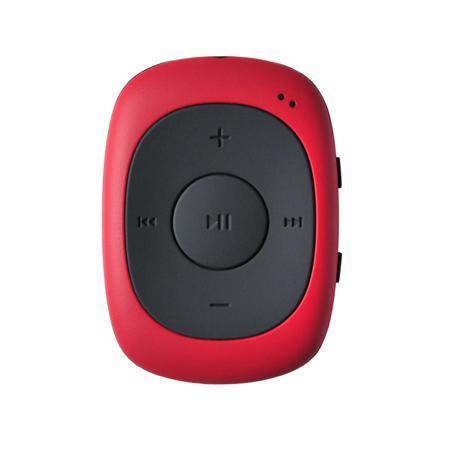 MP3-плеер Digma C2L 4Гб, красный с черным