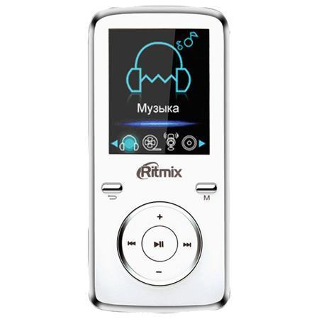 MP3-плеер Ritmix RF-4950 4Gb white
