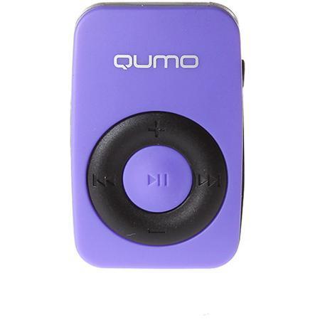 MP3-плеер Qumo Active Deep Violet