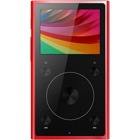 MP3-плеер Fiio X1 II, красный