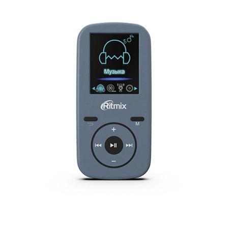 MP3-плеер Ritmix RF-4450 8Gb серый