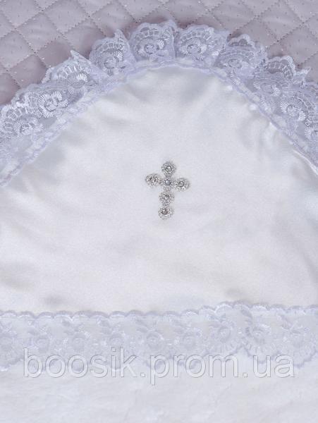 Крыжма махровая белая ТМ Lari