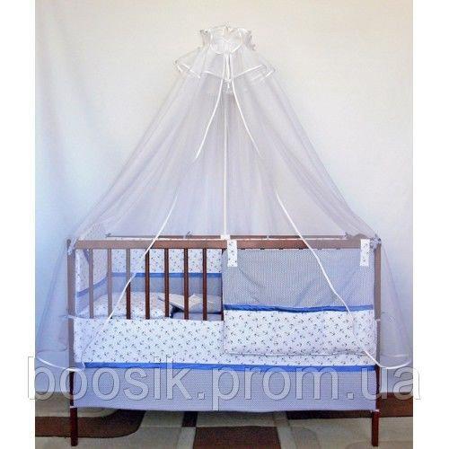 """Детский постельный комплект 9 в 1 """"Морячок"""""""