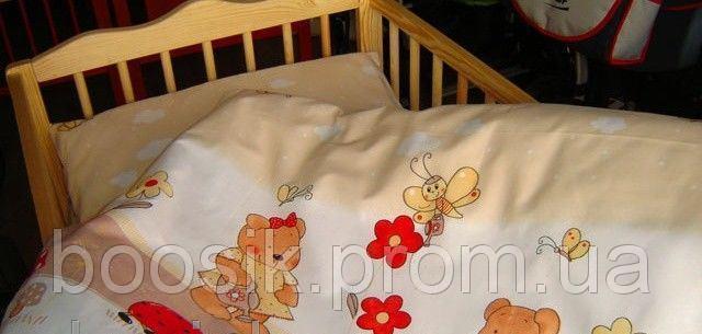 Пододеяльник на детское одеяло