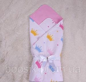 Двухсторонний конверт-одеяло
