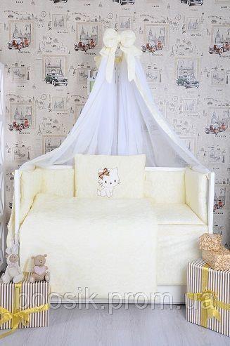 Детский постельный комплект Bepino жаккард