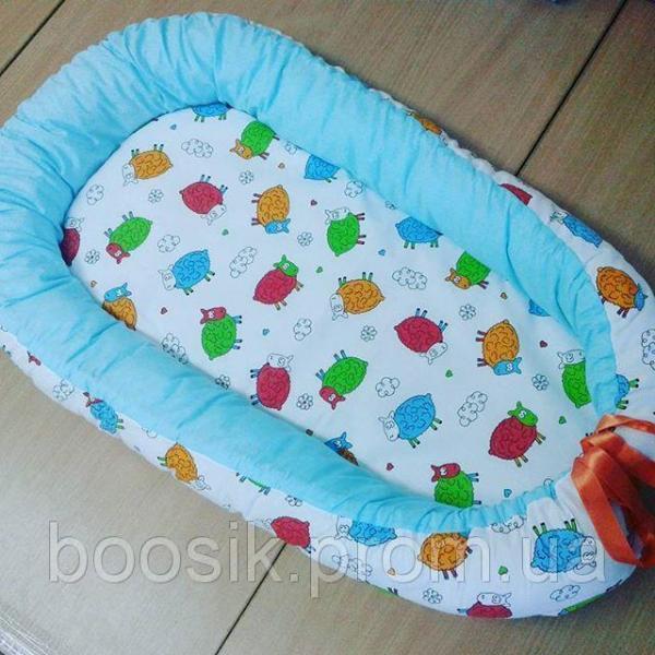 Колыбелька-кокон для новорожденных