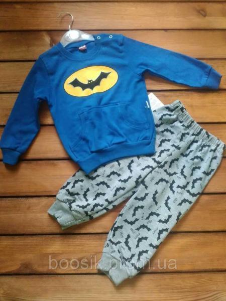 """Костюм """"Бэтмен"""" размер 1,3 года"""